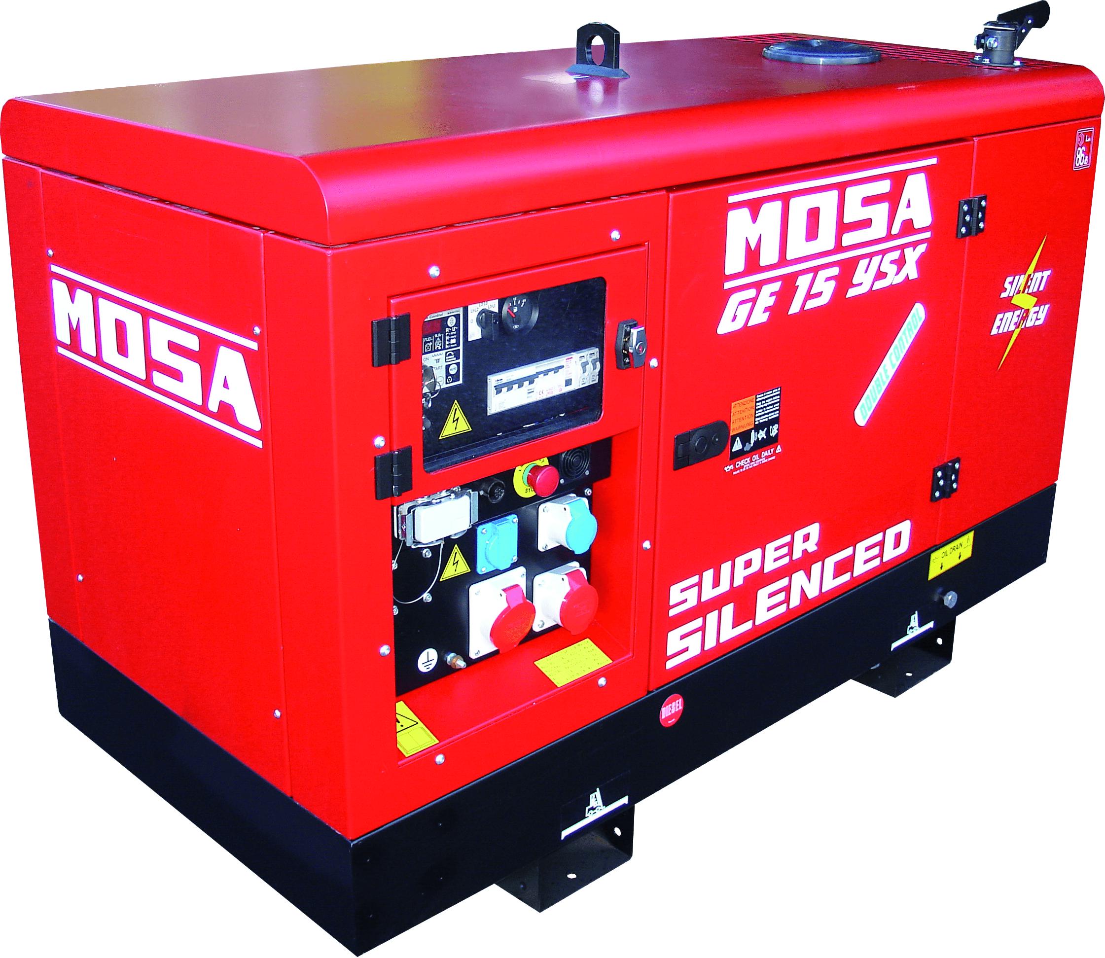Schaeffner_Industrievertretung_Stromaggregatoren 15 kVa - Mieten / Kaufen / Verkaufen